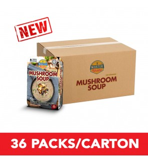 (1 Carton) Ready-To-Eat Mushroom Soup (200g x 36)