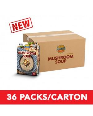 (1 Carton) Ready-To-Eat Mushroom Soup (200g x 36)