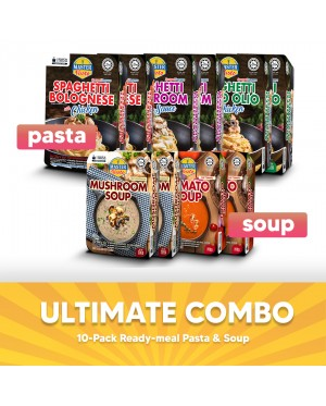 Ultimate Combo (10-Pack Soup & Pasta)